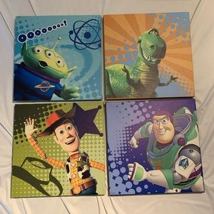Toy Story canvas pictures